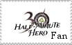 Half-Minute Hero Stamp