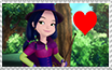 Sofia the First - Lucinda the Witch Fan Stamp by LexLight92
