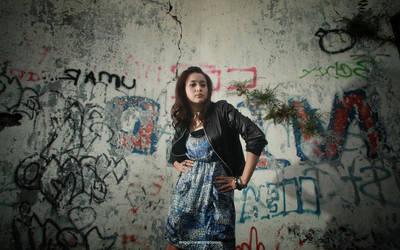 The Graffiti by agitama