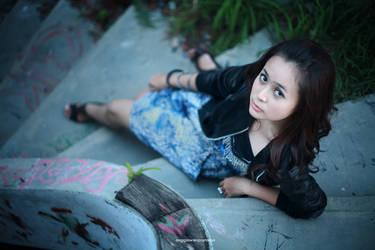 Innocent Beauty by agitama