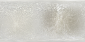Rhea Albedo Texture Map 8k