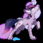 wolf Twilight Sparkle
