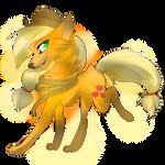 Applejack wolf