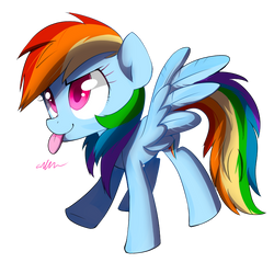 Rainbow dash - remake