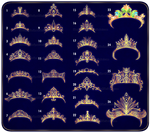 [closed] Diadems and Crowns