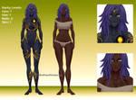 Custom: Female Soul Thief 3 by IdunaHayaDesigns