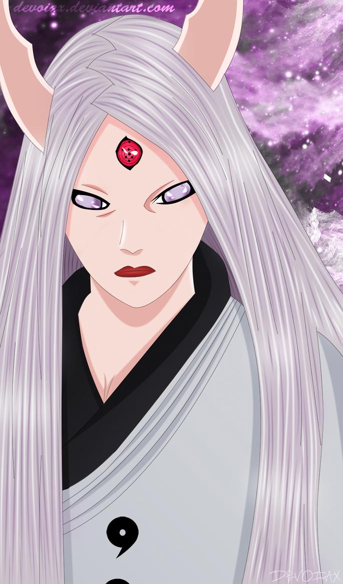 Naruto | CH682 | kaguya ! by Devoiax