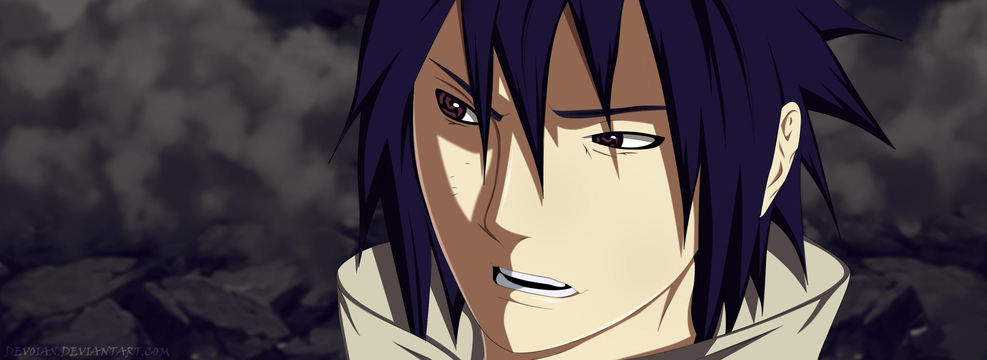 Uchiha Sasuke 644 by Devoiax