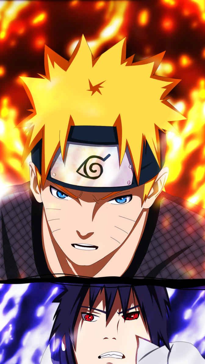 NARUTO 697    Give Up by Devoiax