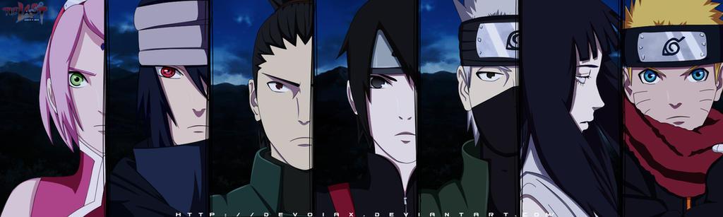 Naruto The Last Movie by Devoiax