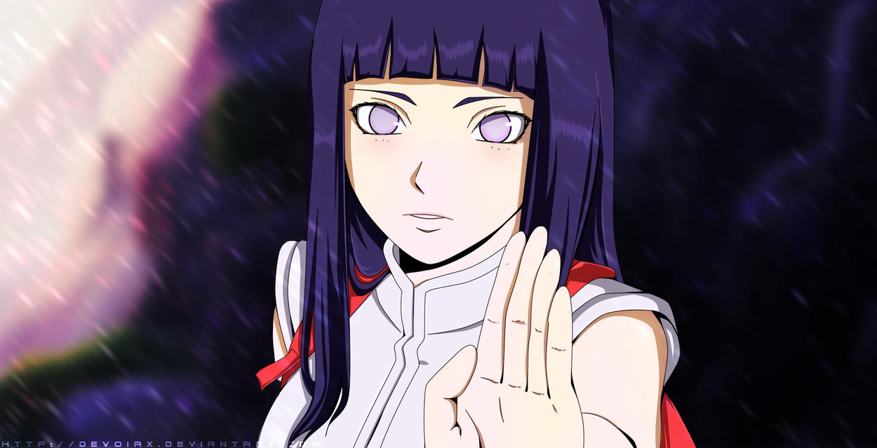 Hinata The Last Movie by Devoiax on DeviantArt
