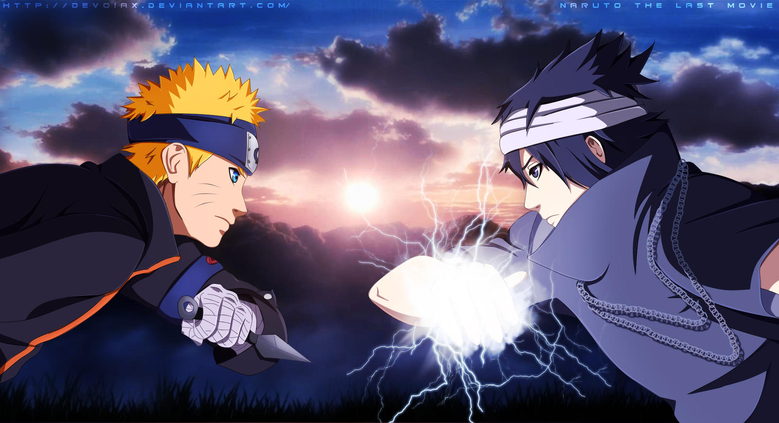 Naruto Last Movie | Final Fight