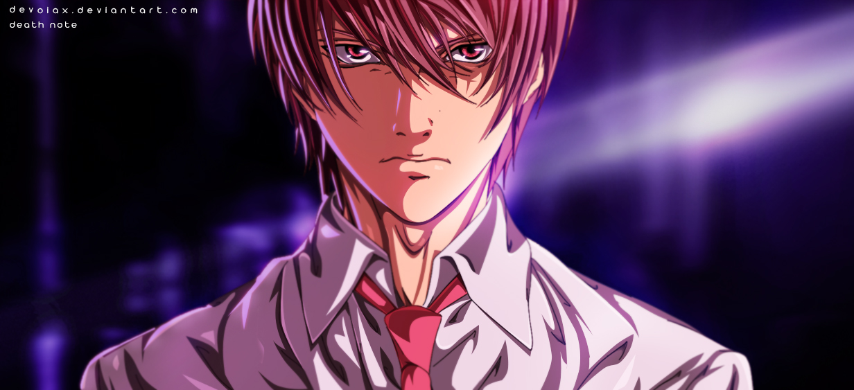 Yagami Light by Devoiax