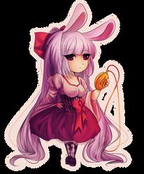 White Rabbit by Ikanu96