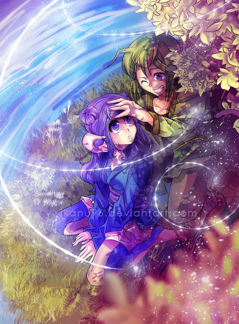 See the magic by Ikanu96