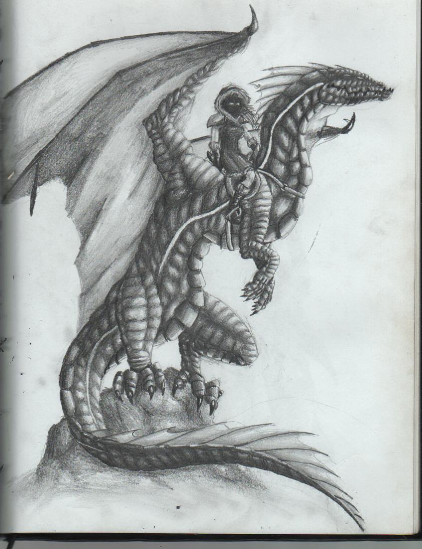 Dragon knight by Celtic-balverine