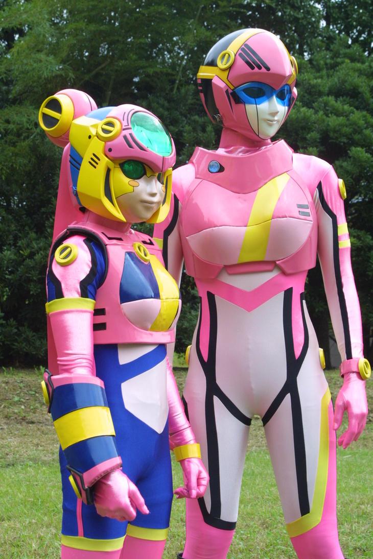 Oyako-robo 1 by eiyuclub