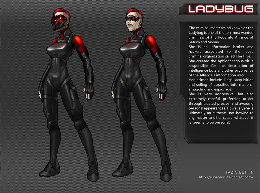 The Ladybug by TazioBettin