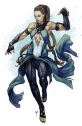 Ymru the Elementalist