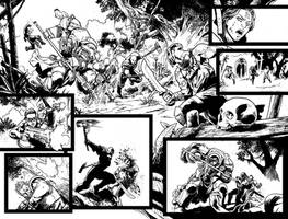 Warhammer 40,000 Revelations #4 pages