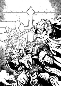 Warhammer 40,000 #12 cover