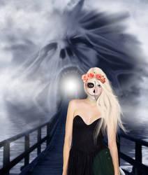 day of the dead. by littlemisselin