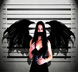 prisoner demon by littlemisselin