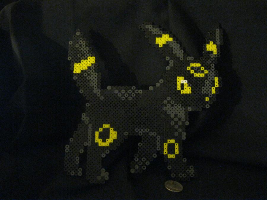 Umbreon Pokemon Silver Sprite by Press-SelectUmbreon Sprite