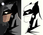 Batman Colour (Original by KidNotorious) by loquatorious