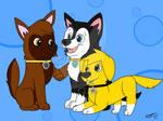 The Pup Trio