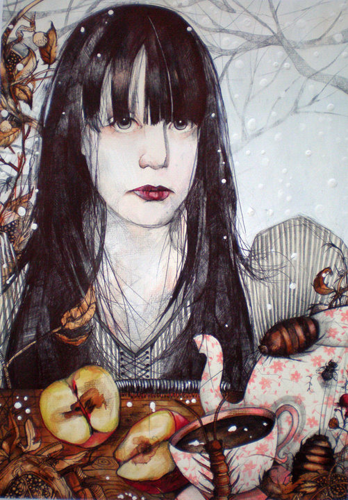 Snow White by KaterinaChadoulou