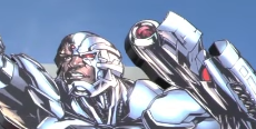 Cyborg by DannyWapBang