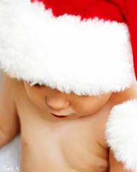 Santa Baby by PaintingForCharity