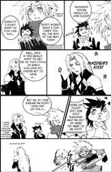 Maiden's Kiss part 2 by meru-chan