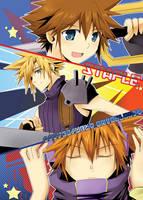 FFxKHxWEWY- Staple cover by meru-chan