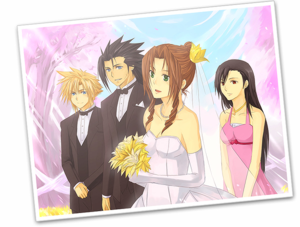 FF7- What could have been... by meru-chan on DeviantArt