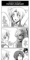 Dissidia FF- Father Complex by meru-chan