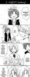 Dissidia FF- V-day aftermath by meru-chan