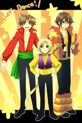 Dissidia FF- Dancer 589 by meru-chan