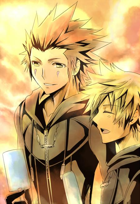 KH- Best Friend by meru-chan