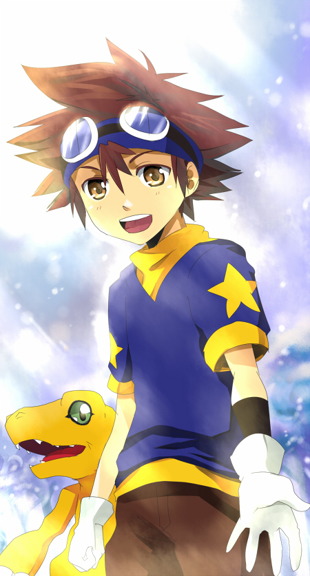 Digimon- An Adventure Awaits by meru-chan