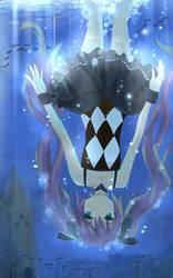 -Blue Escape- by meru-chan