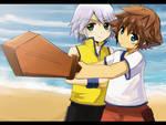 KH- 'I'll protect Riku'