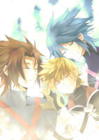 KH:BbS- Slumber by meru-chan