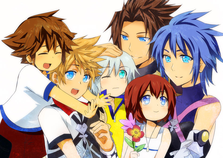 KH:BbS- Trios of Destinyyy