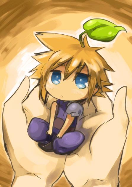Et Final Fantasy...???   /8) - Page 5 FF7__Cloud_Seeding_by_meru_chan