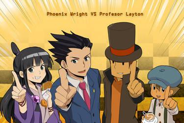 PL VS PW- HEEEEEY by meru-chan