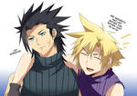 FF7- What if.......
