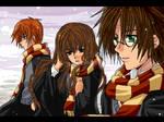HP- Winter at Hogwarts