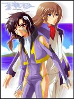 +Fafner of the Azure+ by meru-chan